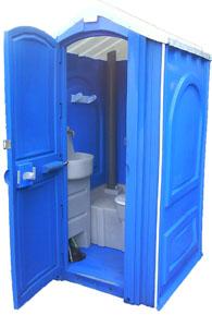 """Туалетная кабина """"Люкс"""""""